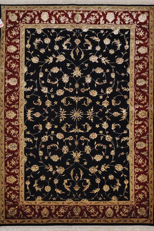 "3743 SULTAN 14/14  4' 2"" X  6' 0"" Wool & Artificial Silk"