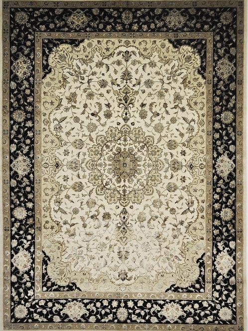 "4243 SULTAN10/10 8' 9"" X 11' 11"" Wool & Artificial Silk"