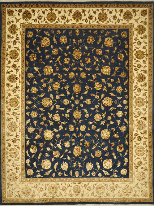 "4245 SULTAN14/14 7' 10"" X 10' 1"" Wool & Artificial Silk"