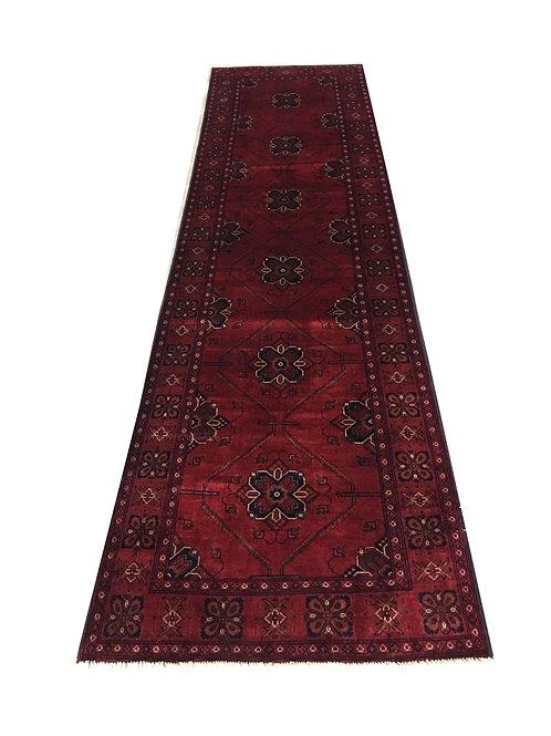 "10706 Kunduz 2' 9"" X 10' 8"" Wool Afg Area Rug"