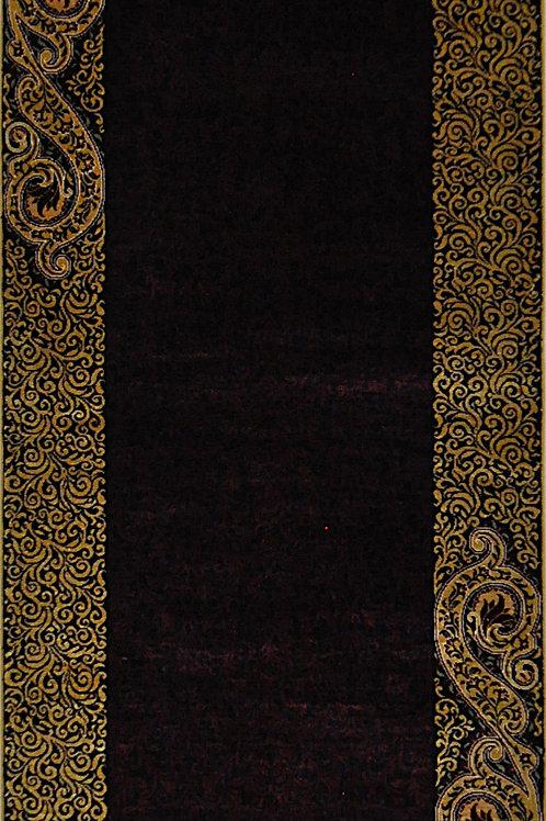 "7804 VERDE 2' 0"" X 5' 11"" Silk and Cotton"