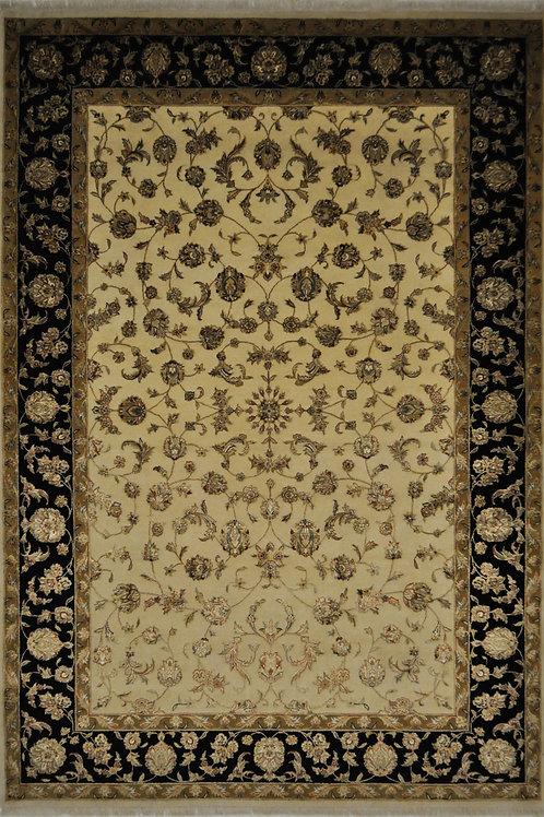 "3974 SULTAN14/14 6' 9"" X 9' 10"" Wool & Artificial Silk"