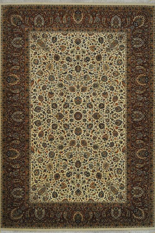 """6778 HAREM FINE 5' 7"""" X  8' 2"""" Wool & Artificial Silk"""