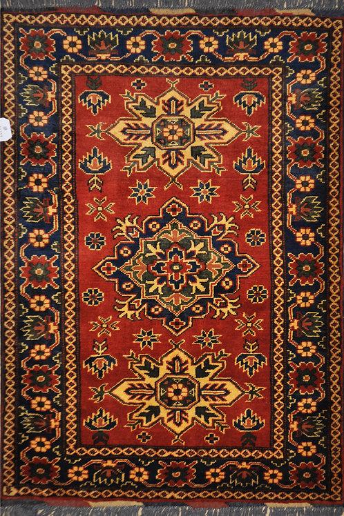 """6731 BUHARA 2' 8"""" X  4' 2"""" Wool"""