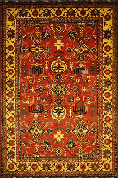 """6244 TURKMEN 6' 9"""" X 10' 2"""" Wool"""