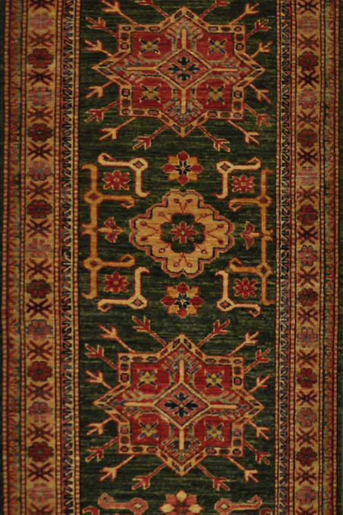 "3780 SUPER KAZAK 2' 6"" X 7' 2"" Wool"