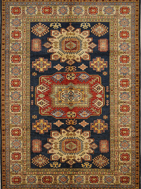 "3161 SUPER KAZAK 5' 9"" X 7' 10"" Wool"