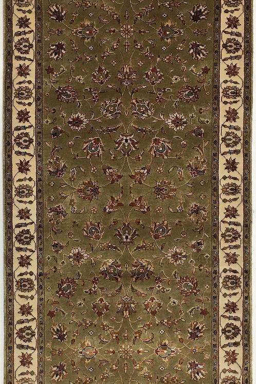 "7564 SULTAN14/14 2' 7"" X 7' 9"" Wool & Artificial Silk"
