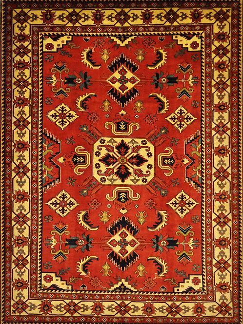 """6330 TURKMEN 6' 11"""" X 9' 5"""" Wool"""
