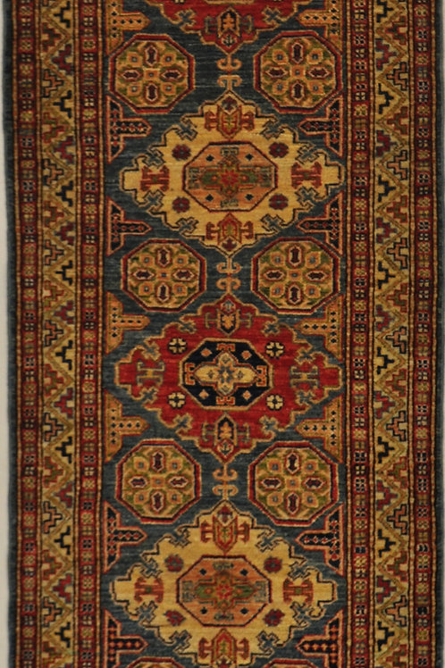 "3101 SUPER KAZAK 2' 8"" X 8' 6"" Wool"