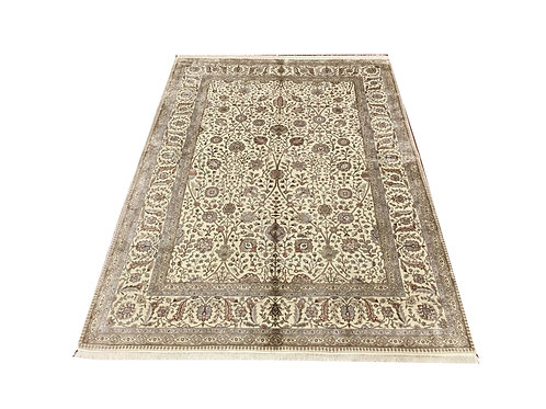 """11022 Sultan14/14 5' 8"""" X  8' 2"""" Wool And Artifial Silk  Area Rug"""
