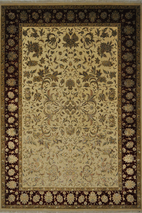 "3770 SULTAN14/14 6' 10"" X 9' 11"" Wool & Artificial Silk"