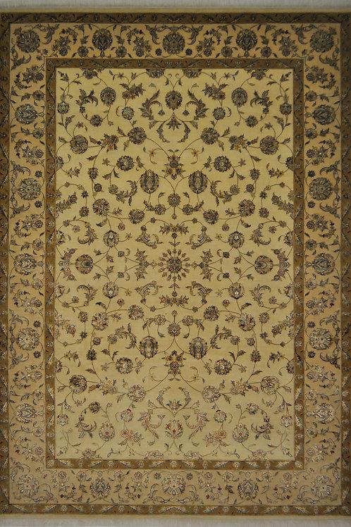 "2470 SULTAN14/14 7' 1"" X 10' 1"" Wool & Artificial Silk"