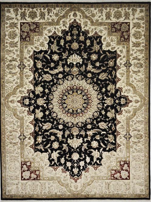 "4306 SULTAN14/14 9' 0"" X 11' 10"" Wool & Artificial Silk"