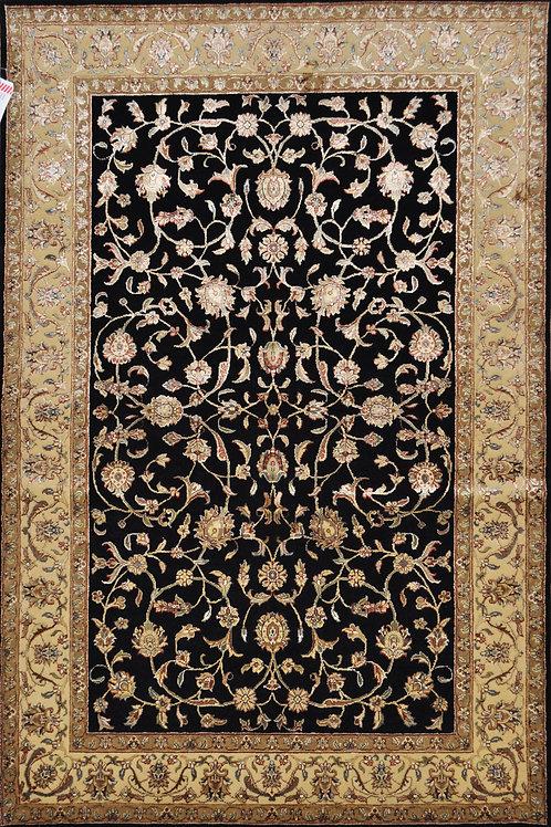 "3523 SULTAN 14/14  4' 0"" X  5' 11"" Wool & Artificial Silk"