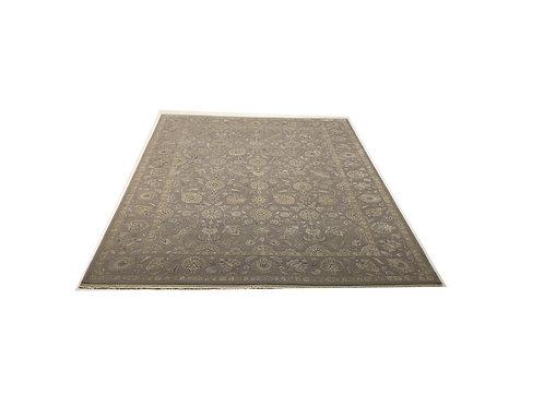 """4049 AURORA 10' 1"""" X 13' 11"""" Wool & Silk"""