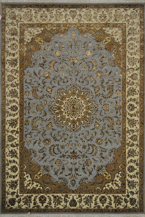 "3909 SULTAN 14/14  6' 0"" X  8' 10"" Wool & Artificial Silk"