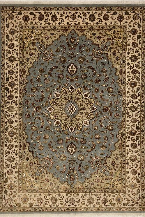 "4463 SULTAN10/10 5' 5"" X 8' 0"" Wool & Artificial Silk"