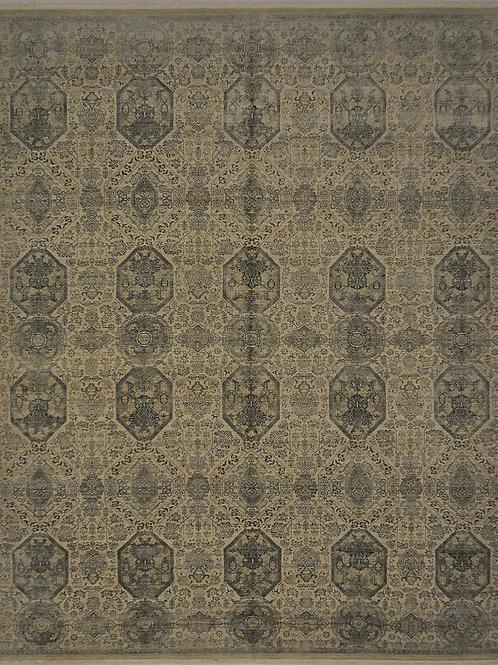 "6347 F PRODUCT 8' 0"" X 9' 10"" Wool & Artificial Silk"