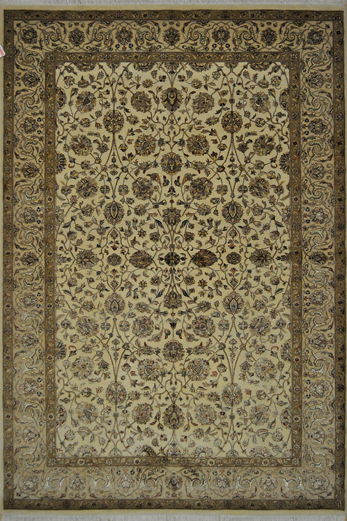 "3850 SULTAN 14/14  6' 2"" X  9' 1"" Wool & Artificial Silk"