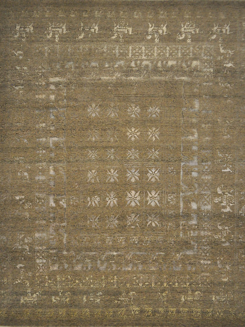 "4759 PERISMO 8' 5"" X 10' 2"" Wool & Artificial Silk"
