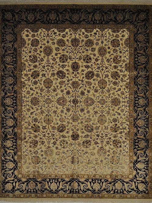 "3387 SULTAN14/14 7' 11"" X 9' 11"" Wool & Artificial Silk"