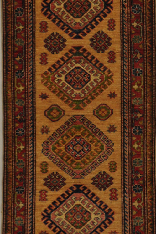 "3987 SUPER KAZAK 2' 4"" X 7' 5"" Wool"