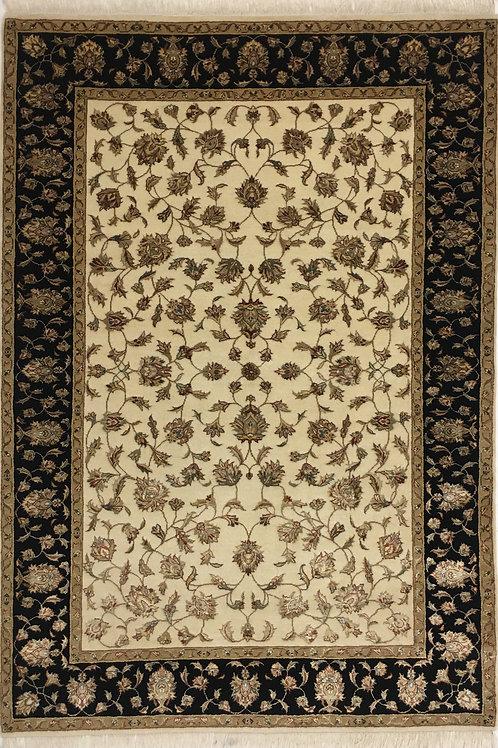 "3483 SULTAN 14/14 4' 1"" X 5' 11"" Wool & Artificial Silk"