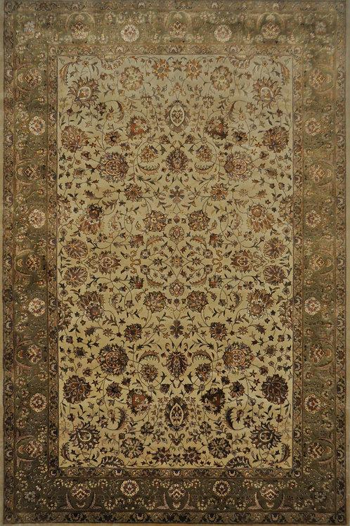 "3662 SULTAN14/14 6' 6"" X 9' 11"" Wool & Artificial Silk"