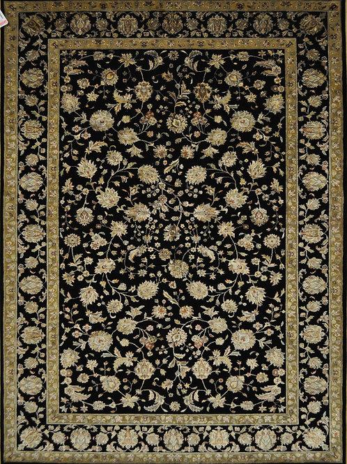 "3441 SULTAN 14/14  6' 1"" X  9' 0"" Wool & Artificial Silk"