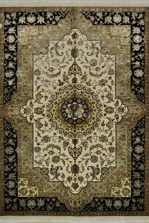 "3965 SULTAN14/14 4' 11"" X  7' 0"" Wool & Artificial Silk"