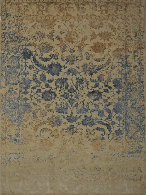 "4369 PERISMO 5' 9"" X 7' 11"" Wool & Articial Silk"