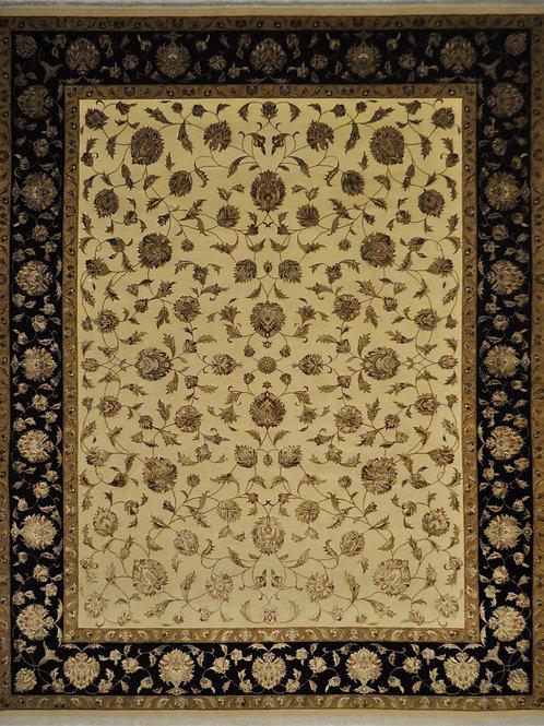 "3699 SULTAN14/14 8' 0"" X 10' 1"" Wool & Artificial Silk"