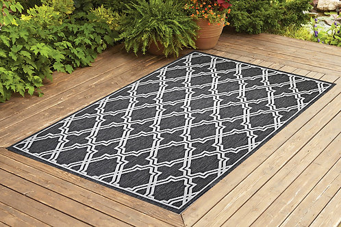 Contemporary Indoor/Outdoor Sisal Area Rug Amulet Collection