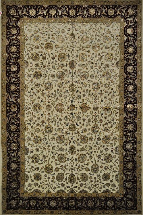 "3900 SULTAN 14/14  6' 0"" X  9' 1"" Wool & Artificial Silk"