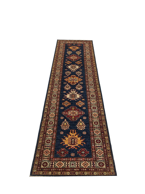 "3391 SUPER KAZAK 2' 8"" X 9' 11"" Wool"
