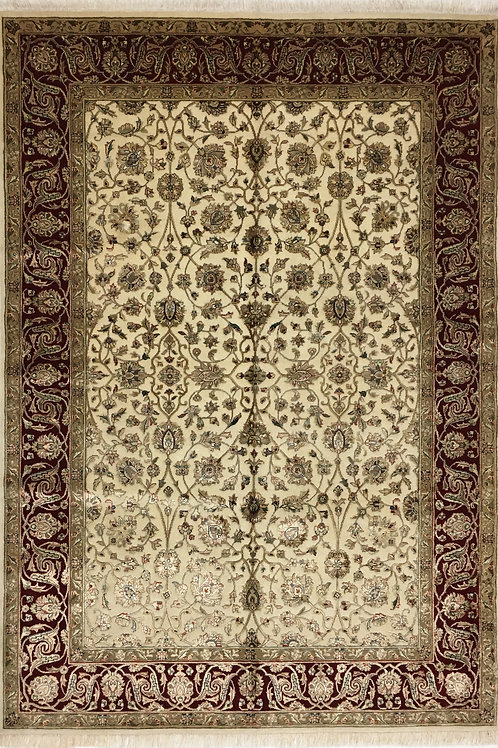 "3857 SULTAN14/14 5' 1"" X  7' 0"" Wool & Artificial Silk"