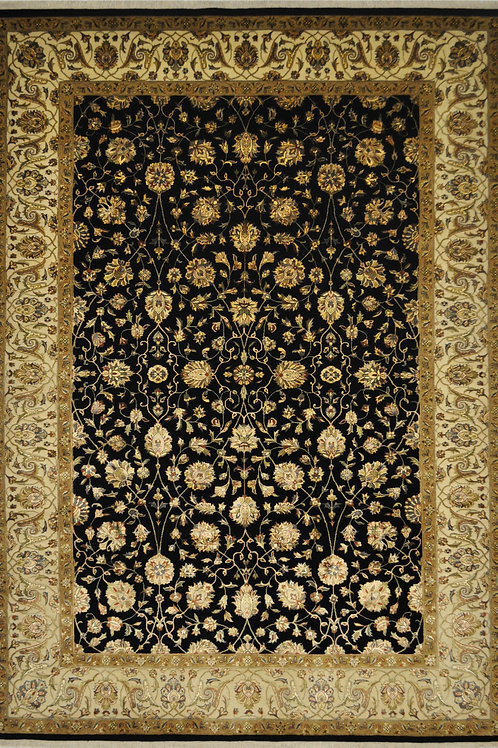 "3747 SULTAN14/14 7' 0"" X 9' 10"" Wool & Artificial Silk"