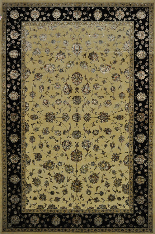 "4036 SULTAN 10/10  6' 1"" X  9' 1"" Wool & Artificial Silk"