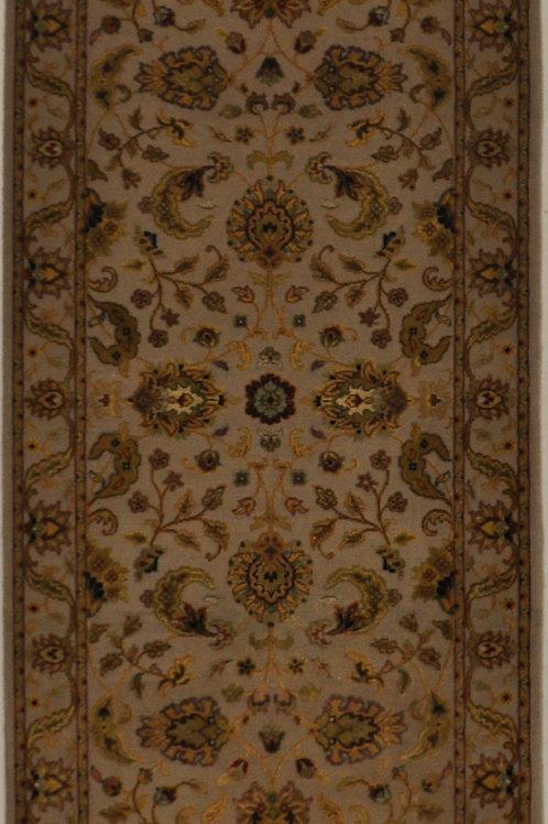 """4240 AURORA 2' 6"""" X 10' 0"""" Wool & Silk"""