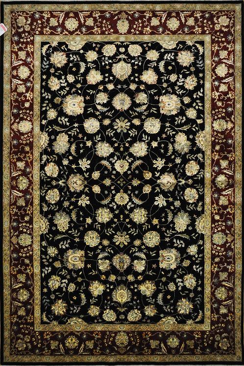 "3843 SULTAN 14/14  6' 0"" X  8' 11"" Wool & Artificial Silk"