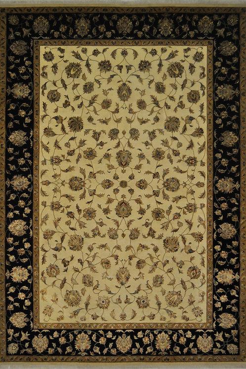 "3482 SULTAN14/14 6' 11"" X 9' 11"" Wool & Artificial Silk"