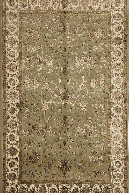 "3348 SULTAN14/14 6' 3"" X 9' 0"" Wool & Artificial Silk"