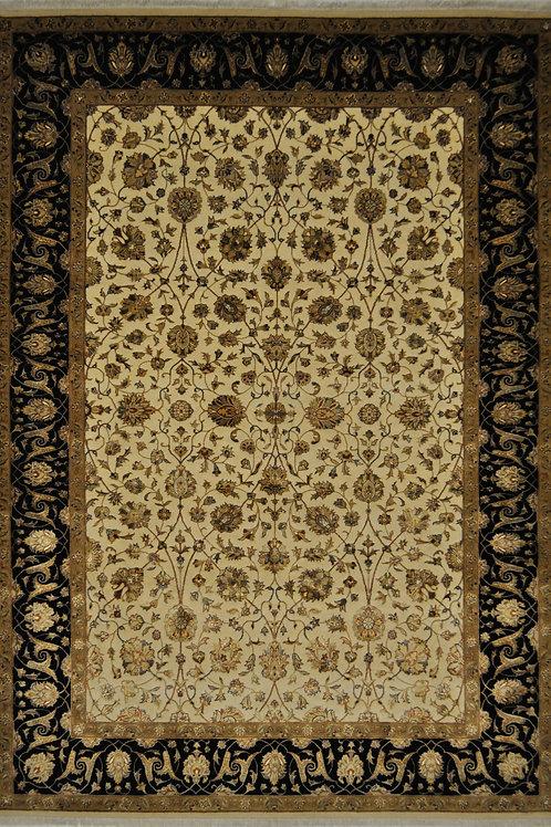 "3826 SULTAN14/14 7' 0"" X 9' 11"" Wool & Artificial Silk"
