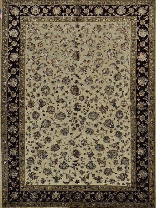 "3675 SULTAN14/14 4' 11"" X  7' 2"" Wool & Artificial Silk"