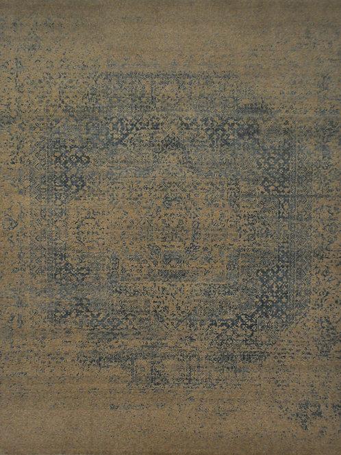 "4661 PERISMOTB 8' 3"" X 9' 7"" Wool & Artificial Silk"