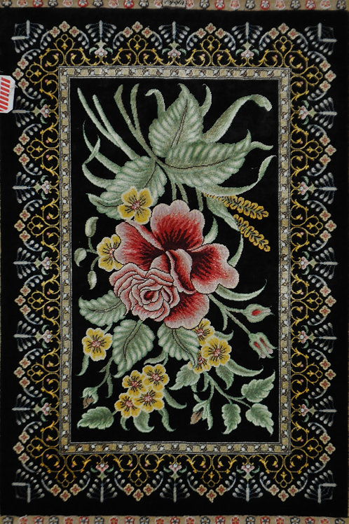 "1537 CEZAEVISPON 2' 0"" X  3' 0"" Artificial Silk"