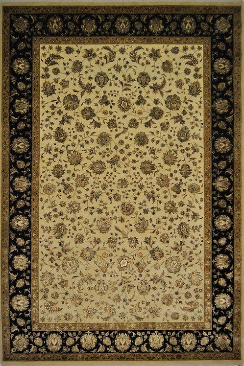 "3646 SULTAN14/14 7' 0"" X 9' 10"" Wool & Artificial Silk"