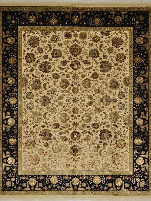 "2531 SULTAN14/14 8' 0"" X 9' 9"" Wool & Artificial Silk"