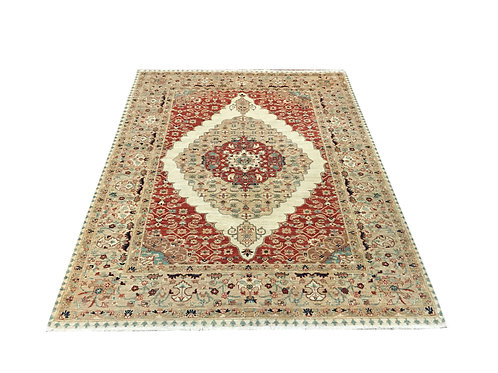 "9946 Oushak 5' 7"" X  7' 5"" Wool  Area Rug"